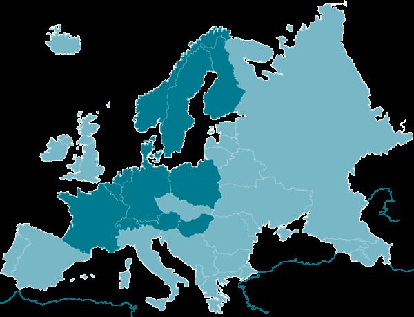 Europe-map-2016
